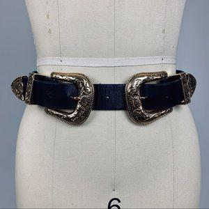 Nasty Gal leather belt